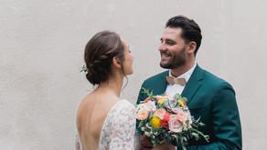 M&R, un mariage champêtre à La Howarderie au Bizet