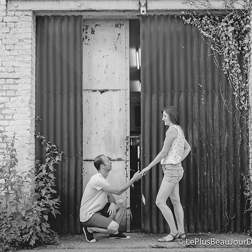 Engagement Salomé & Arnaud