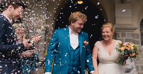 M&A mariage au Domaine de Ronceval à Dottignies