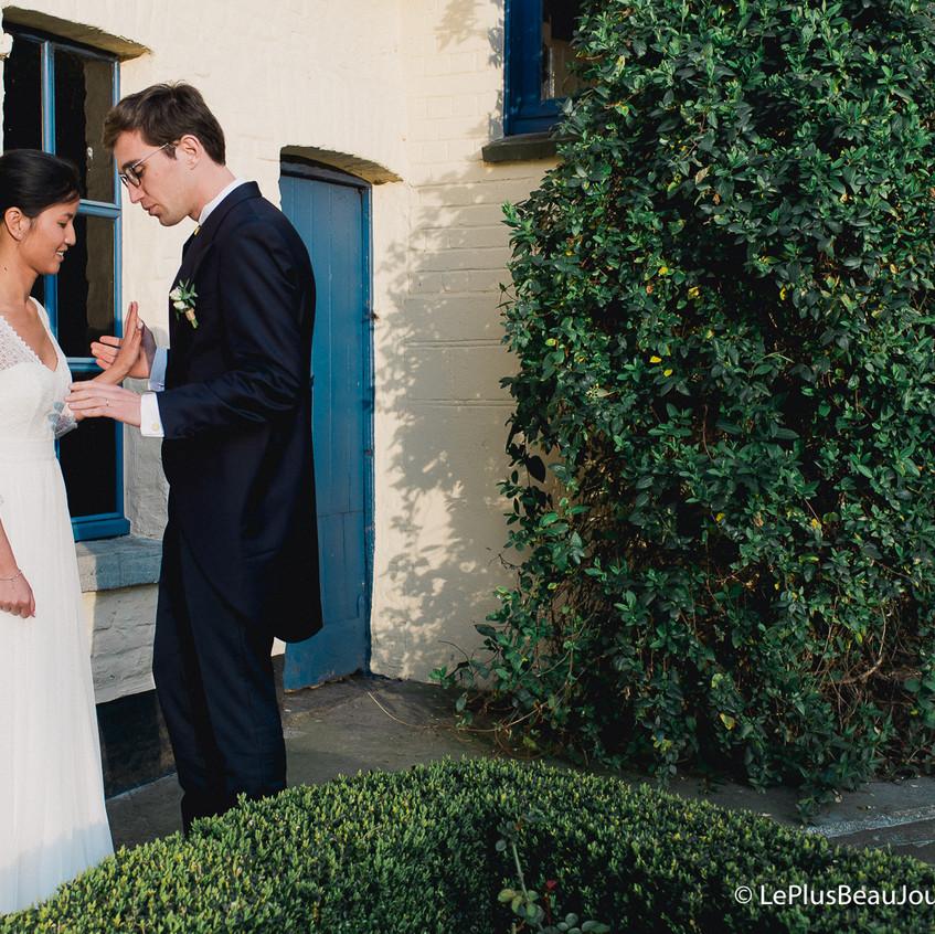 Photographe mariage Cense de Rigaux Tournai