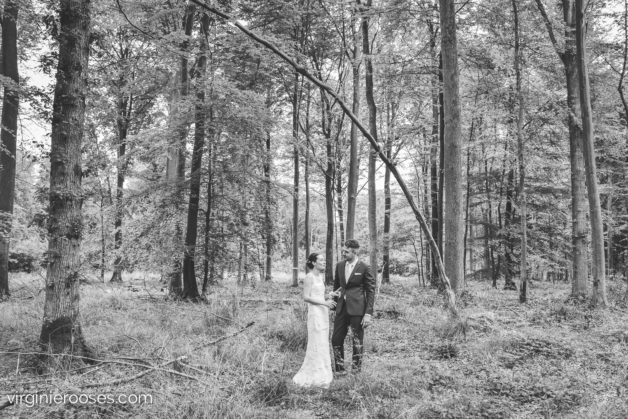 Photographe Mariage Forêt Mormal