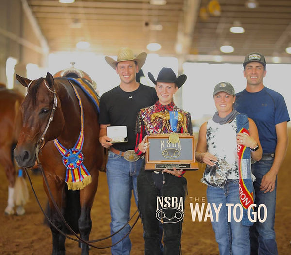 Madison group 2020 NSBA Novice Youth Tra