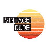 Vintage Dude logo