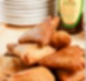 Florence Meats Samosas