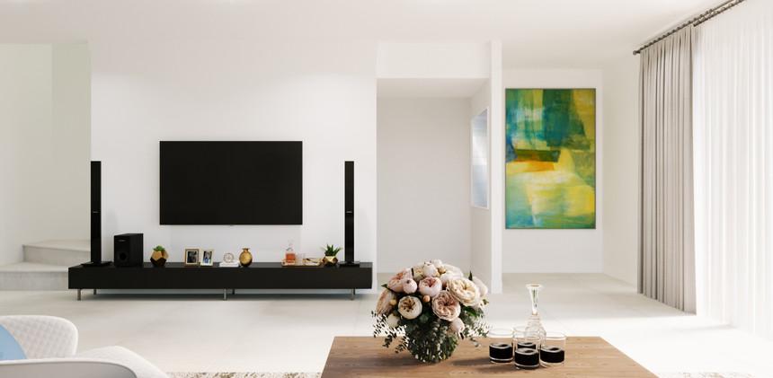 25 Isparta Living Room