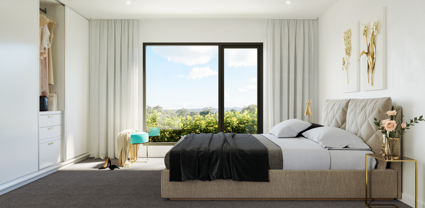 Hillview Bedroom