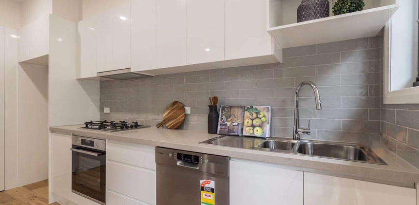 Hillview Ave Kitchen