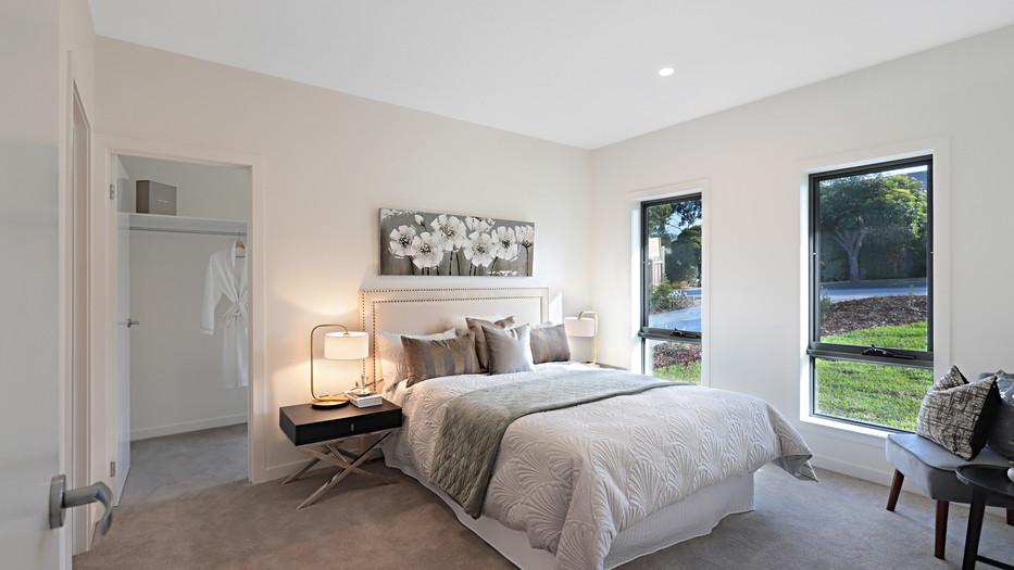 High Bedroom