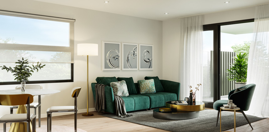 Hillview Living Room