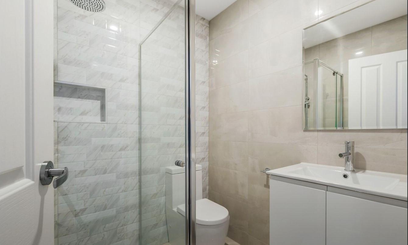 Atherton Bathroom