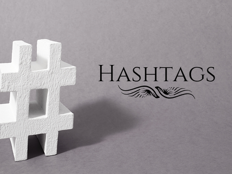Hashtags: Which Ones I Use for The Genesis of Seven