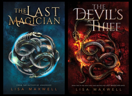 Book Reactions: The Last Magician Series