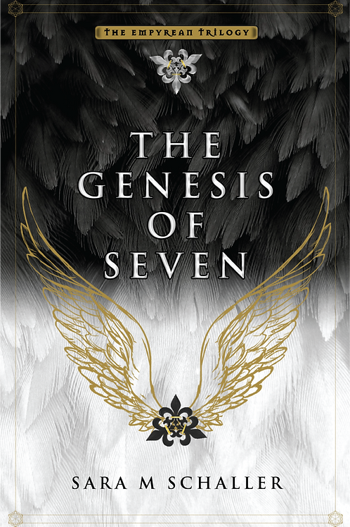 11 x 17 THE GENESIS OF SEVEN Cover Print