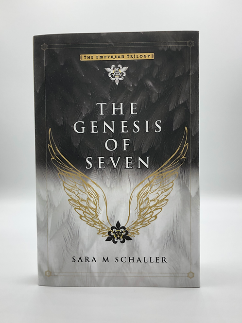 The Genesis of Seven Hardcover
