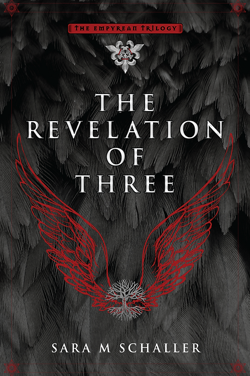 11 x 17 THE REVELATION OF THREE Cover Print