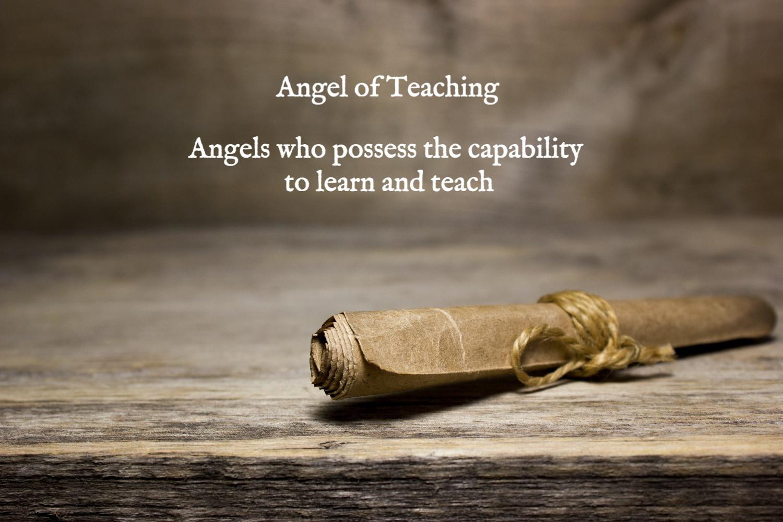 Angel of Teaching