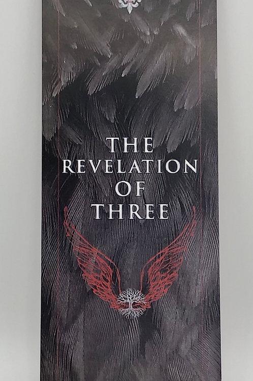 The Revelation of Three Tassel Bookmark