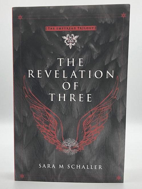 The Revelation of Three Paperback