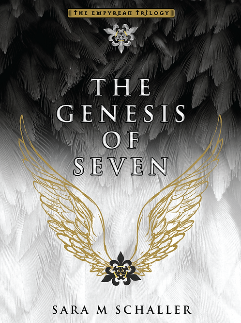 5 x 7 THE GENESIS OF SEVEN Cover Print