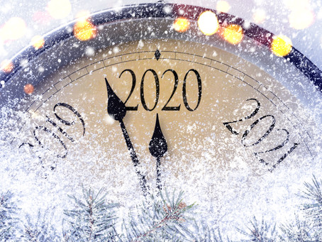 2019 Reflections & 2020 Resolutions