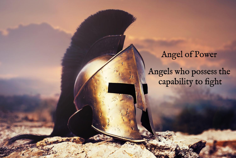 Angel of Power