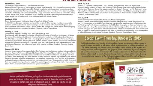 ULA Brochure 2015-2016
