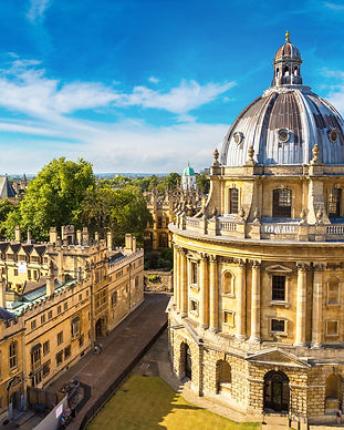 Radcliffe Camera, Bodleian Library, Oxfo