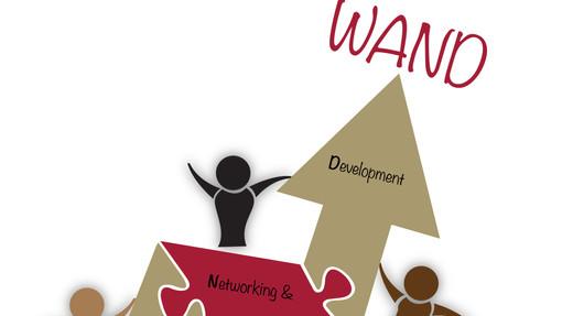 W.A.N.D. Logo Design