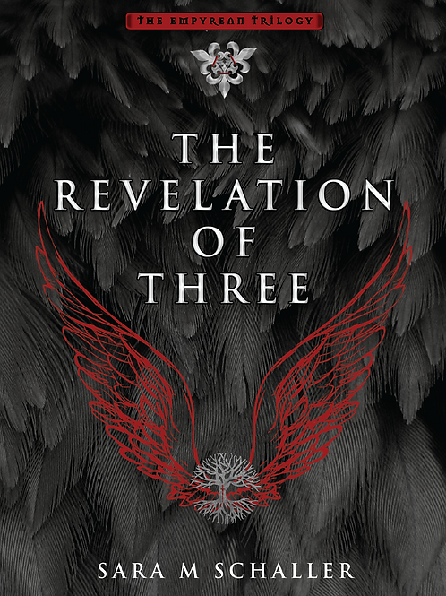5 x 7 THE REVELATION OF THREE Cover Print