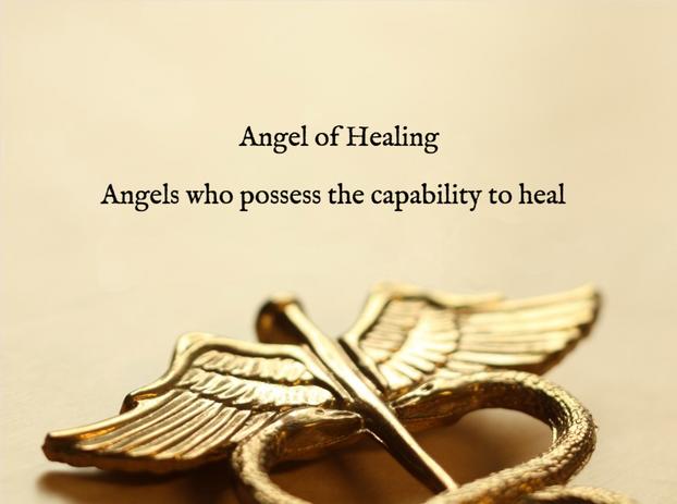 Angel of Healing