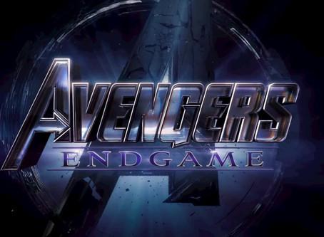 Movie Reactions: Avengers Endgame