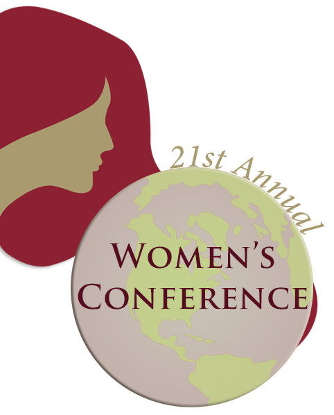Women's Conference Logo Design 2