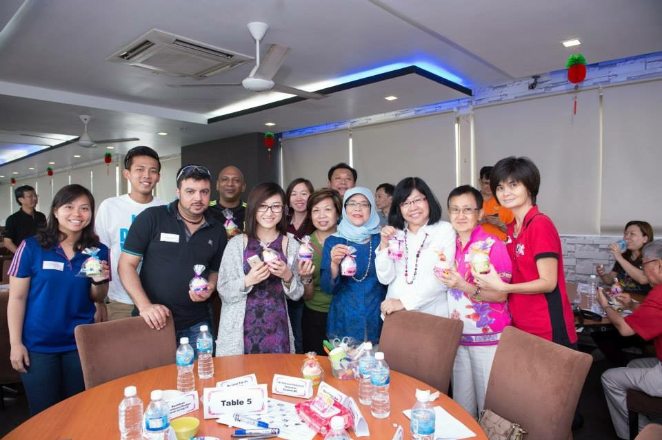 One Connect @ Jurong GRC & Yuhua SMC Retreat Event (2)