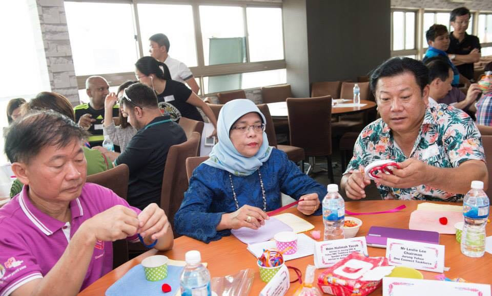 One Connect @ Jurong GRC & Yuhua SMC Retreat Event