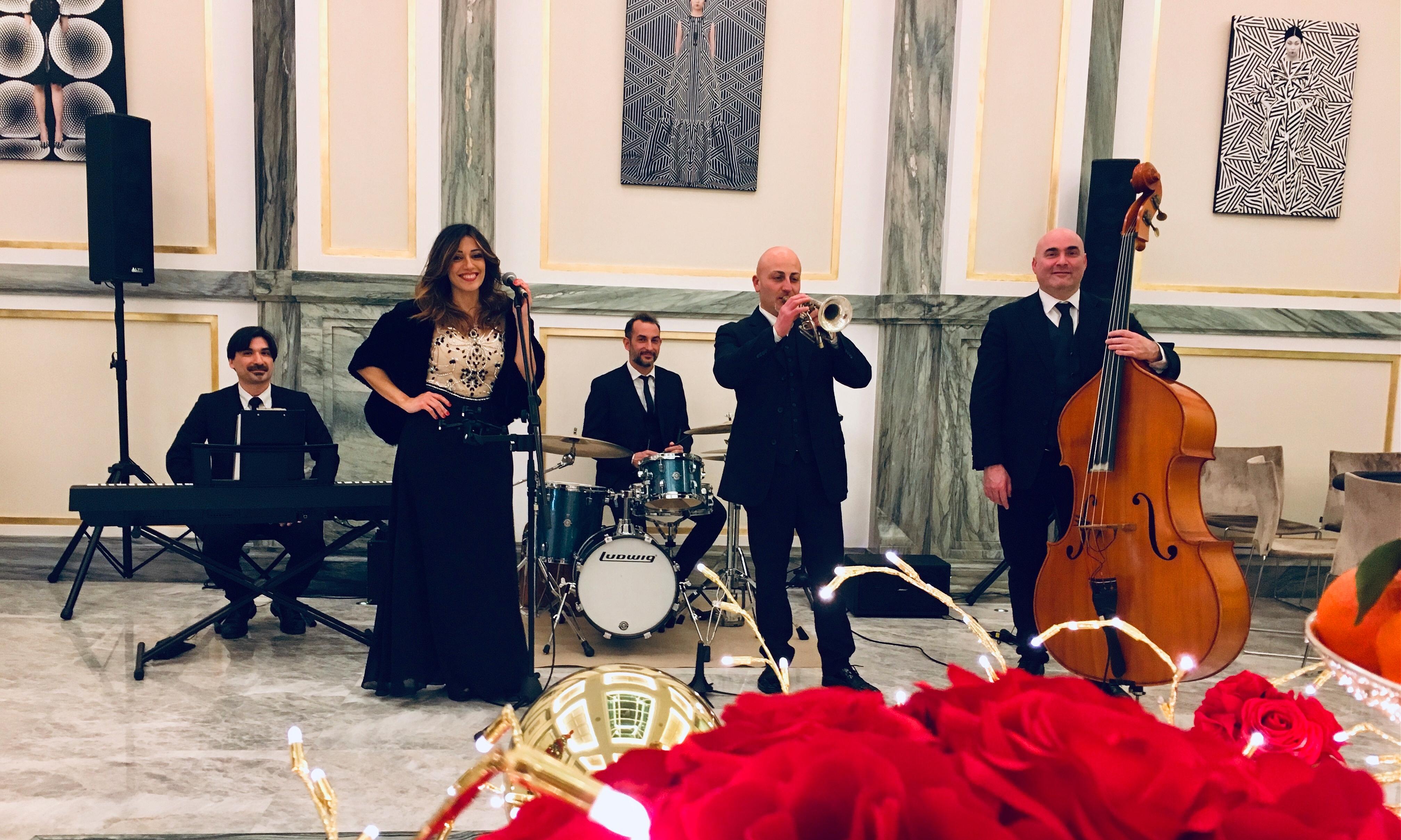 Gianluca Galvani Swing Band