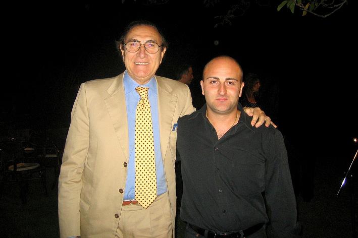 Gianluca Galvani Pippo Baudo
