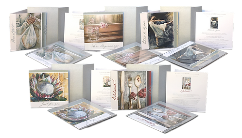 Greeting Cards - 'Feelings' set