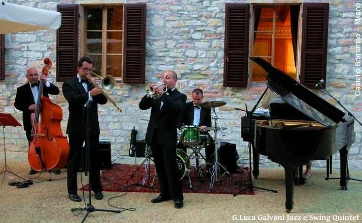 Gianluca Galvani Jazz 5tet