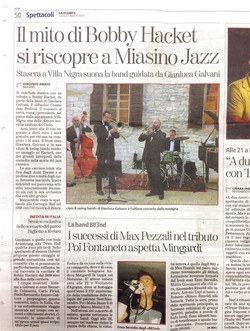 Gianluca Galvani La stampa