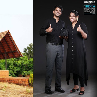 unTAG won the Trends Award 2016 - (Sustainable Architecture)
