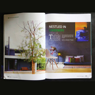 A Commoner's Nest is featured in IAB, Design Detail Magazine & Architecturelive