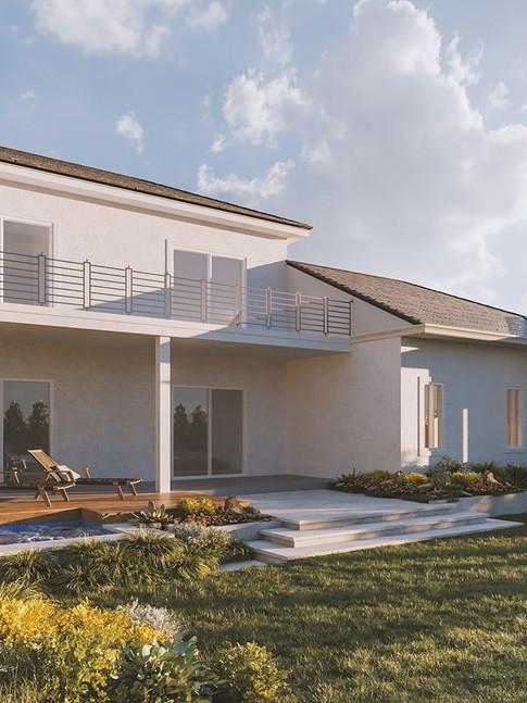 New Build Villa