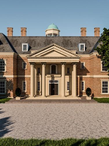 Renovated Mansion