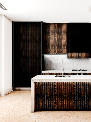 Modern Kitchen Next To Angel Station