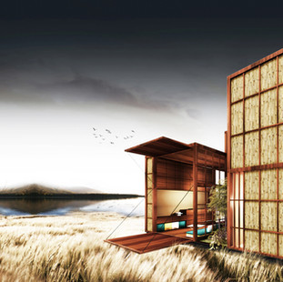 The Tiny house is featured on Architecturelive