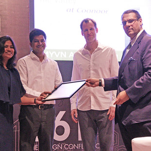unTAG wins Indian Architect & Builder's Young Architects Award 2017