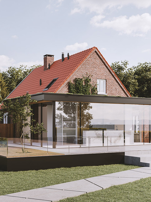 Countryside House Renovation