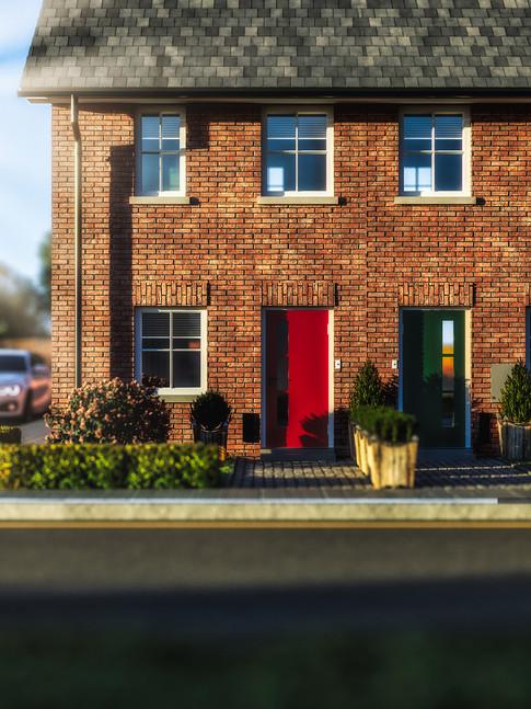 Suburbs House