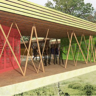 Winning Entry - Building Trust International's School for Burmese Refugees in Thailand