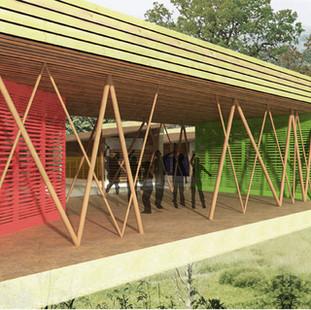 Winning Entry - Building Trust International's School for Burmese Refugees in Thailand